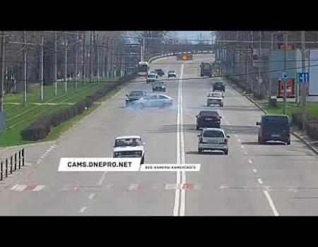 Embedded thumbnail for ДТП в Каменском на Юбилейном проспекте