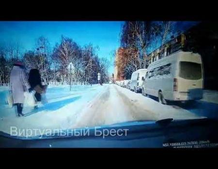 Embedded thumbnail for ДТП в Бресте
