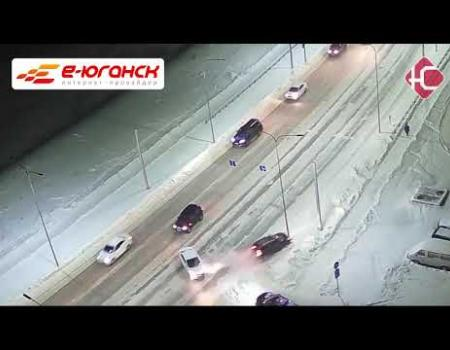 Embedded thumbnail for ДТП в Нефтеюганске на Набережной