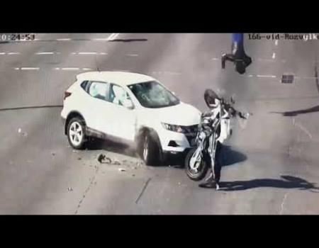 Embedded thumbnail for ДТП с мотоциклом в Броварах