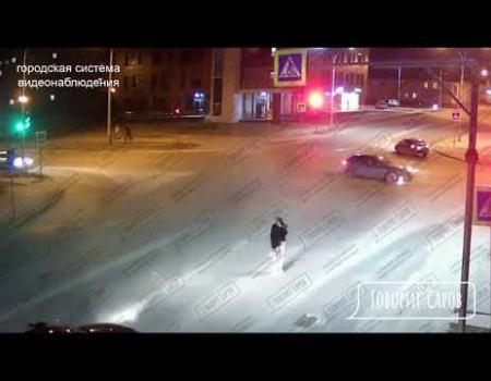 Embedded thumbnail for ДТП наперекрестке Зернова- Арзамасская вСарове