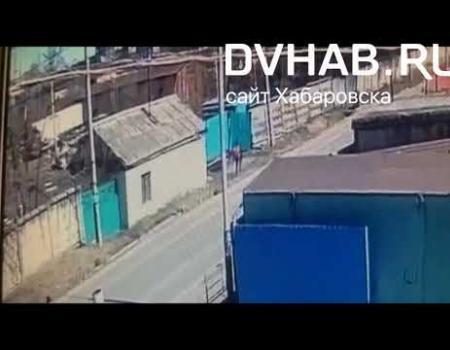 Embedded thumbnail for В Хабаровске подросток попал под машину