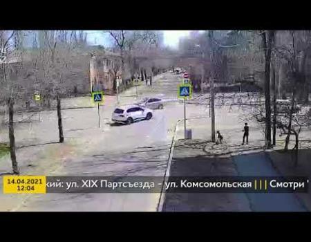 Embedded thumbnail for ДТП в Волжском на перекрестке